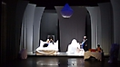 DER FALL DES HAUSES USHER - Regie: Bettina Lell - Bühne/Kostüm: Jeannine Cleemen & Moritz Weißkopf - Foto: Peter Halbsgut