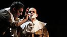 WOZZECK - Regie: Wolf Widder - Bühne: Pierre Albert - Foto: Sabine Haymann